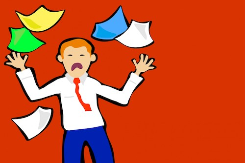 Grading contributes to teacher stress