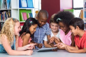 Students using an adaptive learning platform contributes to personalized learning