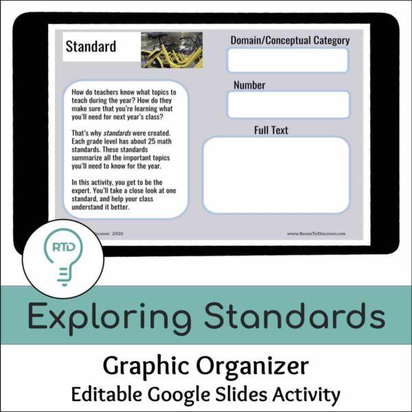 Exploring Standards Activity   Google Slides