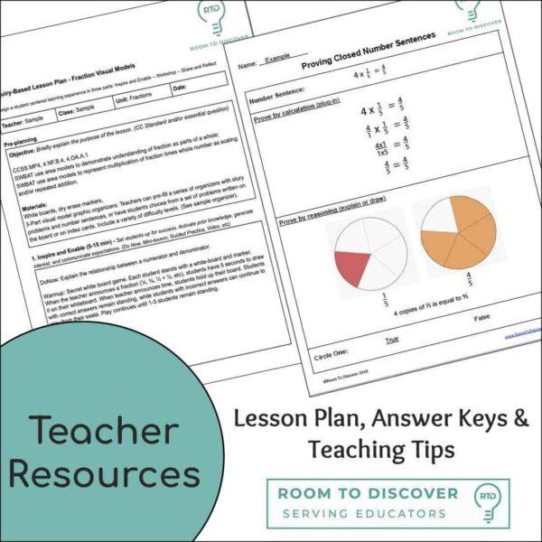 Fraction Essentials Bundle: eBook and Digital Activities-2