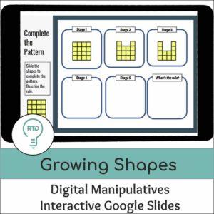 Intro to Growing Shapes | Interactive Digital Visual Models