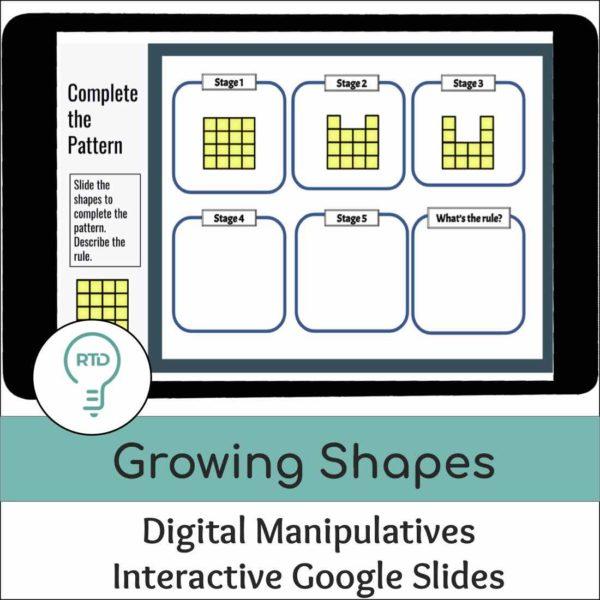 Intro to Growing Shapes   Interactive Digital Visual Models