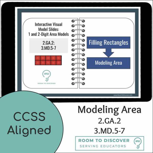 Area Models for Multiplication | Google Slides Activity-3