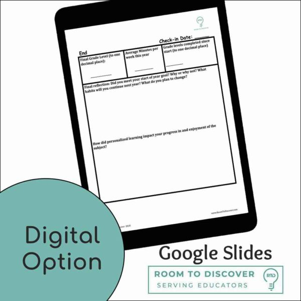 Personalized Learning Plan Activities (Digital and Print)-3