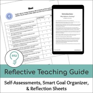 Reflective Teaching Guide Book