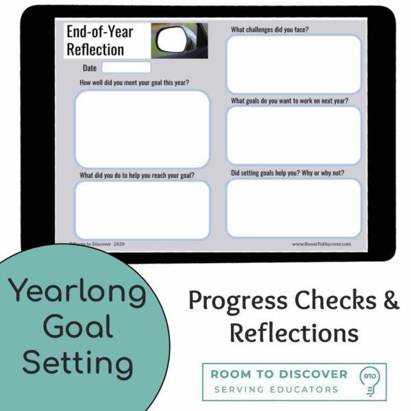 Student Goal Setting Activity | Google Slides-2