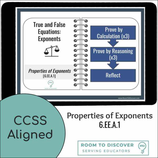 True False Properties of Exponents-2