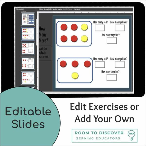 Counting 0 to 9 Activities | Interactive Digital Visual Models-3
