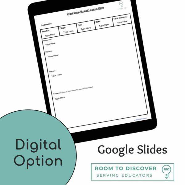 Workshop Lesson Plan   Digital and Print-2