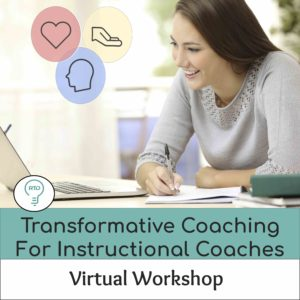 Online Professional Development for Instructional Coaches